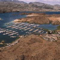 Katherine Landing Lake Mohave Marina and Motel