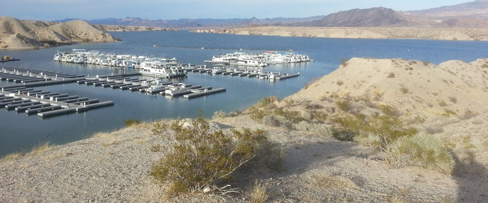 Cottonwood Cove Marina Lake Mohave