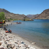 Lake Mohave Fishing Reports