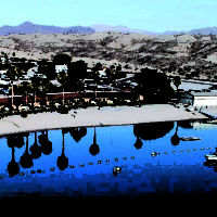 Lake Mohave Cottonwood Cove Resort & Marina